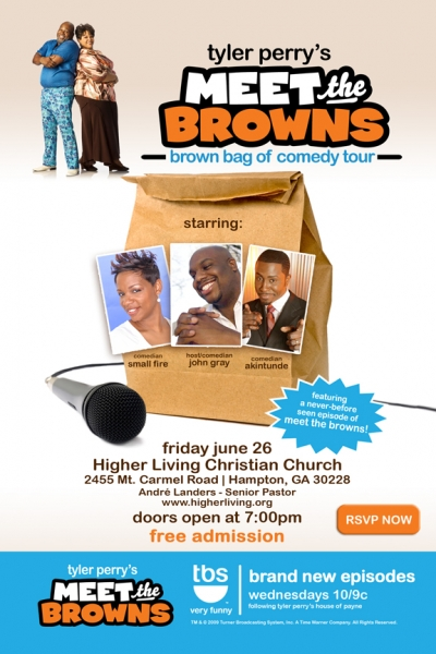 meet mr brown comedy